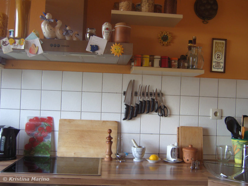Küchenregale Gewürze und Sonstiges